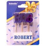Lumanare nume ROBERT