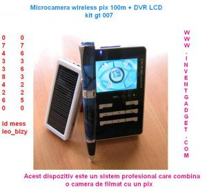 Microcamera in pix