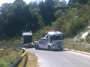 Tractari camioane autoutilitare autocare Iveco !