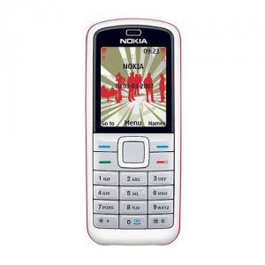 Nokia 5070 red