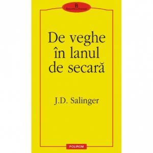 De veghe in lanul de secara - J.D. Salinger-973-46-0118-0