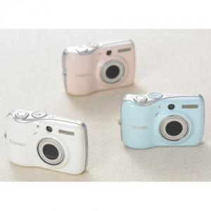 Canon PowerShot E1 roz 10.0 MP + Card 2 GB-AJ3212B002AA