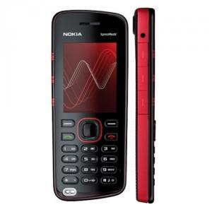 Nokia 5220 xpressmusic red