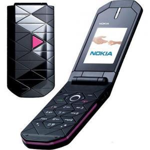 Nokia 7070 Pink