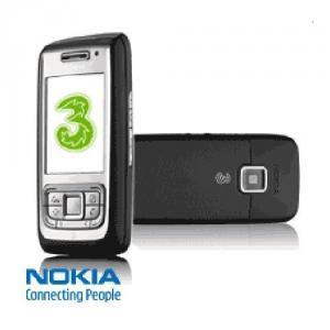 Nokia e65 black