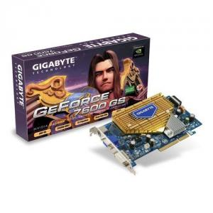 Geforce 7600 agp