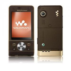 Sony-Ericsson W910i Bronze