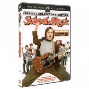 School Of Rock - Scoala de rock DVD)-QO201215