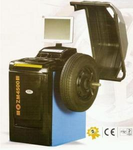Masina pentru echilibrat roti