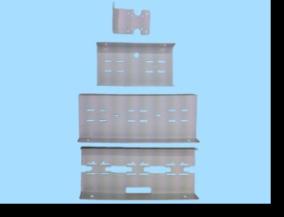 Filtru metalic pentru apa