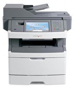 Imprimanta Multifunctionala laser monocrom Lexmark x463de, A4, Duplex, Retea, Copiator, Scaner, Usb