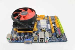 Kit placa de baza Biostar MCP6PB M2+, socket AM2+, Amd Athlon X2 2.30Ghz, Heatsink + Cooler