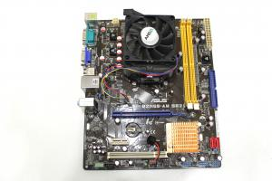 Kit placa de baza Asus M2N68-AM SE2, socket AM2+, Amd Athlon X2 1.8Ghz, Heatsink + Cooler