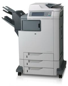 Hp laserjet cm4730f mfp cb481a