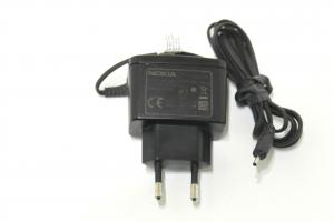 Alimentator original AC-3E 5V 0.35A 1.75W, mufa neagra