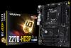 Placa de baza gigabyte ga-z270-hd3p, socket 1151, 4 x ddr4, 6 x sata3,