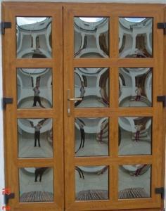 Sticla geam termopan