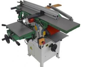 Masina combinata pt tamplarie lemn abricht si grosime FSC 260