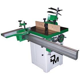 Masina de frezat lemn OPEN CE Inclinabila