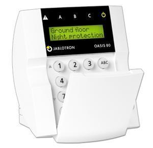 Sistem de alarma cu fir