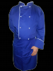 Tunica de bucatar albastra