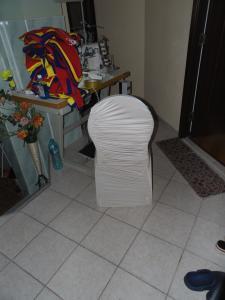Huse de scaun licra