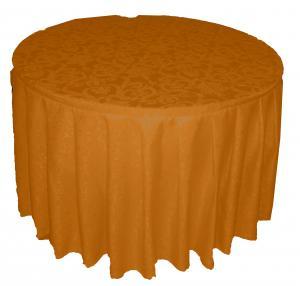 Croitorie fata de masa portocalie