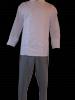 Costum bucatar alb