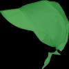 Bandana bucatar verde