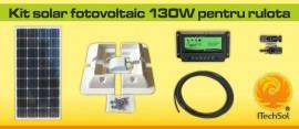 Kit solar fotovoltaic