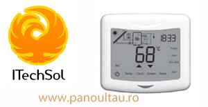 Controler electronic sisteme solare