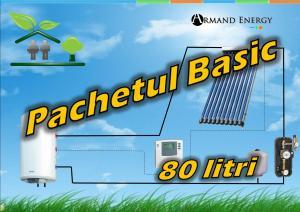 Pachete panouri solare
