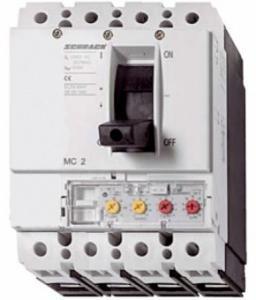 Intrerupator general 4P 200-250A MC2 Schrack