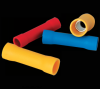 Mufa terminala izolata 1,5-2,5mmp rosu lungime 25mm