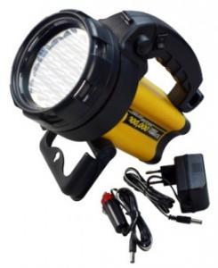 Lanterna cu leduri acumulator
