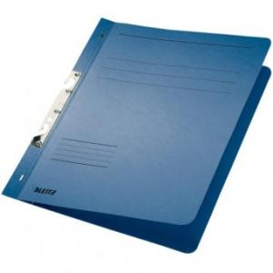 Dosar carton incopciat 1/1 albastru