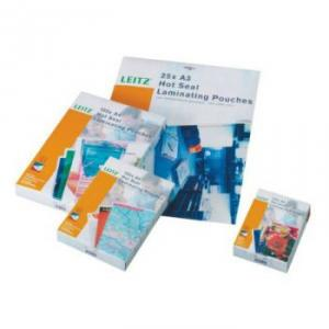 Folii pt. laminator A6 Leitz - 125