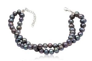 Bratari cu perle naturale