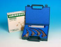 Metal laringoscope
