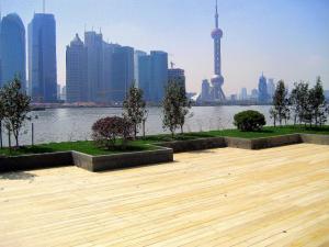 Deck lemn
