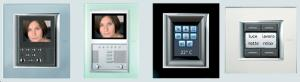 Video interfon casa