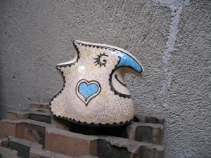Figurina ceramica handmade