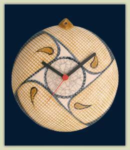 Ceas decorativ ceramica