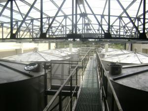 Cisterna de inox