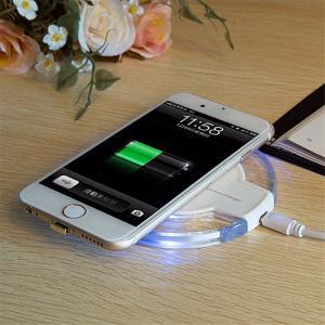 Set Incarcator Wireless compatibil iPhone 800mAh