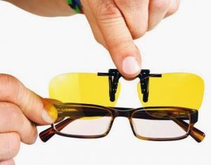 Clipsuri pentru ochelari Night View