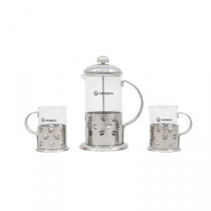 Infuzor ceai sau cafea cu 2 cani Grunberg GR364