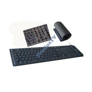 Tastatura flexibila din silicon