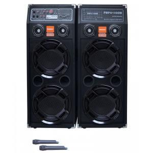 Sistem Karaoke boxe audio Temeisheng DP-2329 cu amplificator