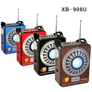 Mini radio cu redare MP3(USB/SD) Waxiba XB-908U